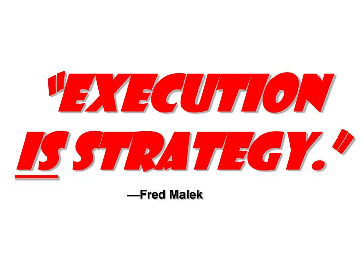 """Execution"