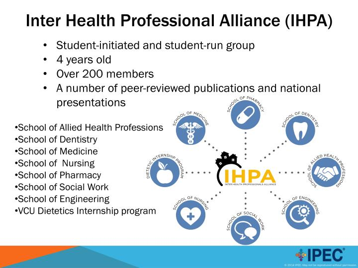 Inter Health Professional Alliance (IHPA)