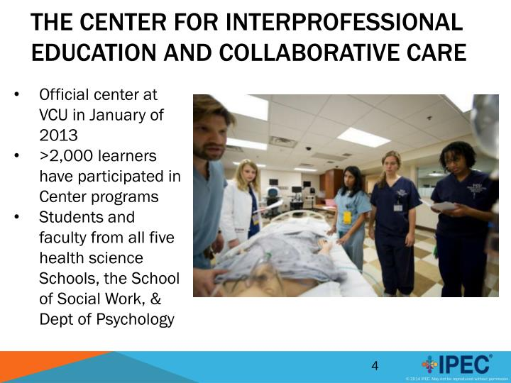 The Center for Interprofessional