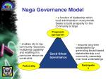 naga governance model