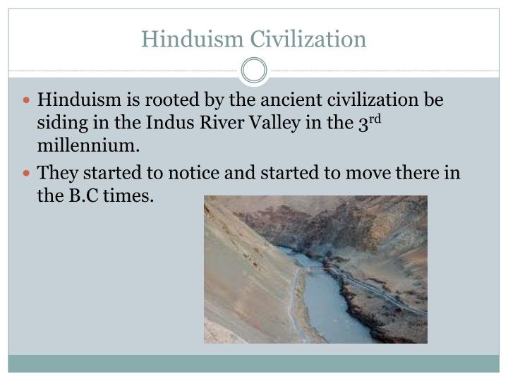 Hinduism Civilization