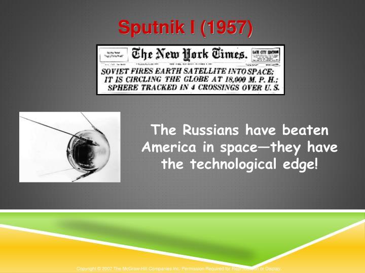Sputnik I (1957)