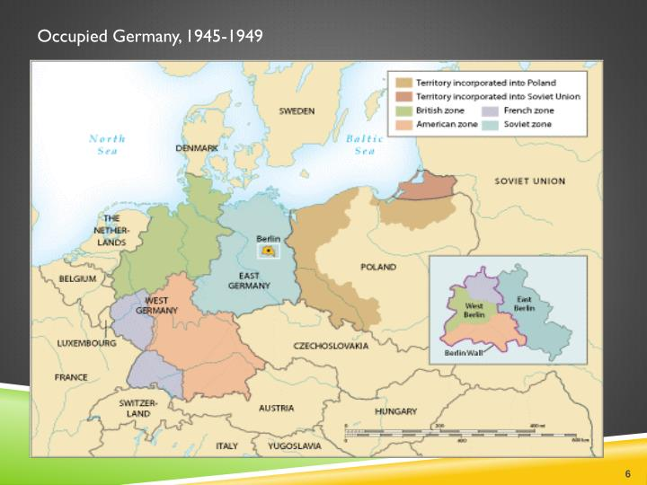 Occupied Germany, 1945-1949