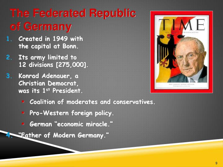 The Federated Republic