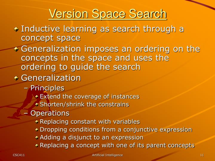 Version Space Search