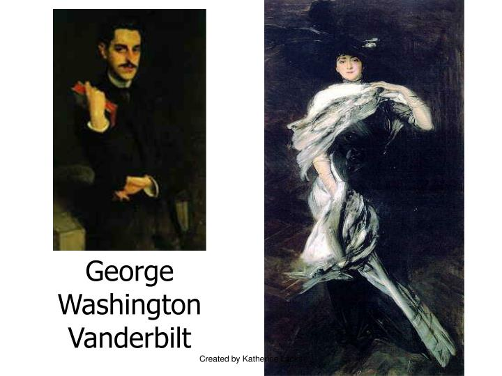 George Washington Vanderbilt
