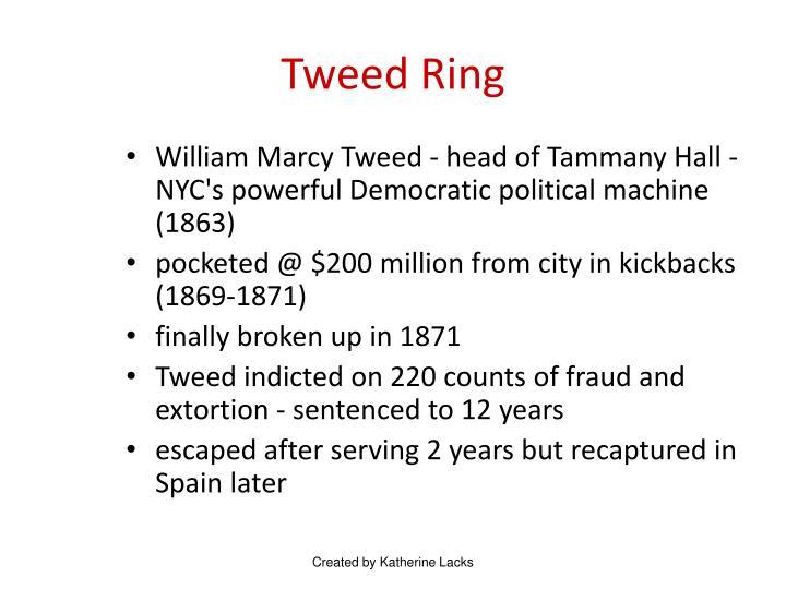 Tweed Ring