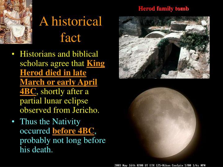 Herod family tomb