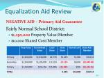 equalization aid review15