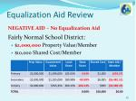 equalization aid review16