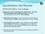 equalization aid review8