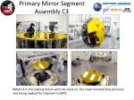 primary mirror segment assembly c3