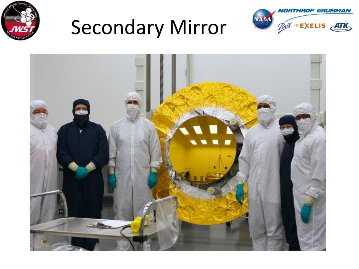 Secondary Mirror