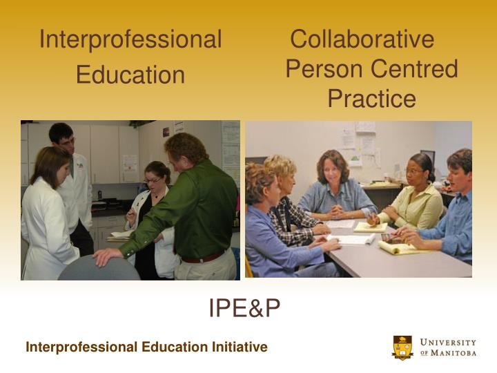 Interprofessional