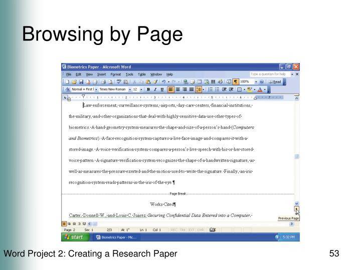 Browsing by Page