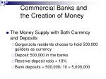 commercial banks and the creation of money3