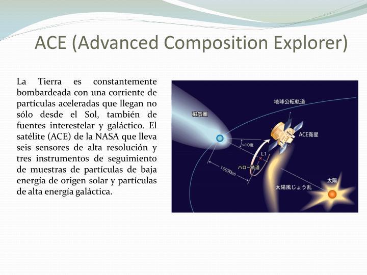 ACE (Advanced Composition Explorer)