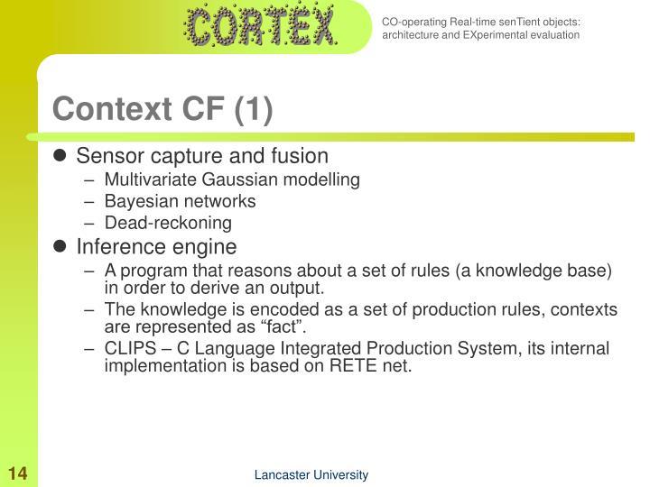 Context CF (1)