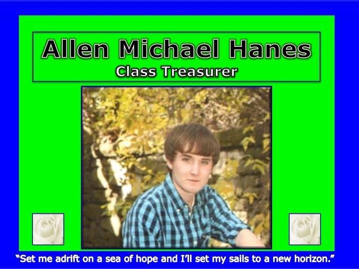 Allen Michael Hanes