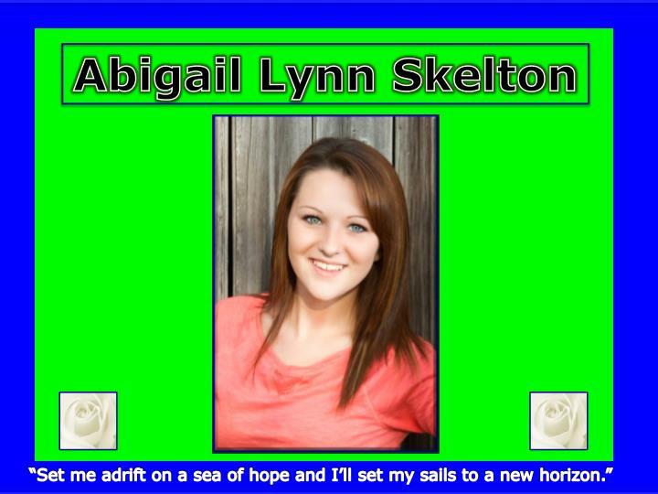 Abigail Lynn Skelton