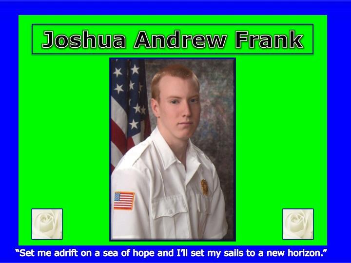 Joshua Andrew Frank