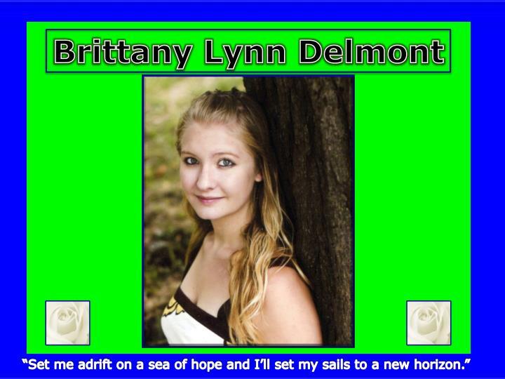 Brittany Lynn Delmont