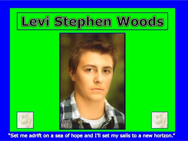 Levi Stephen Woods