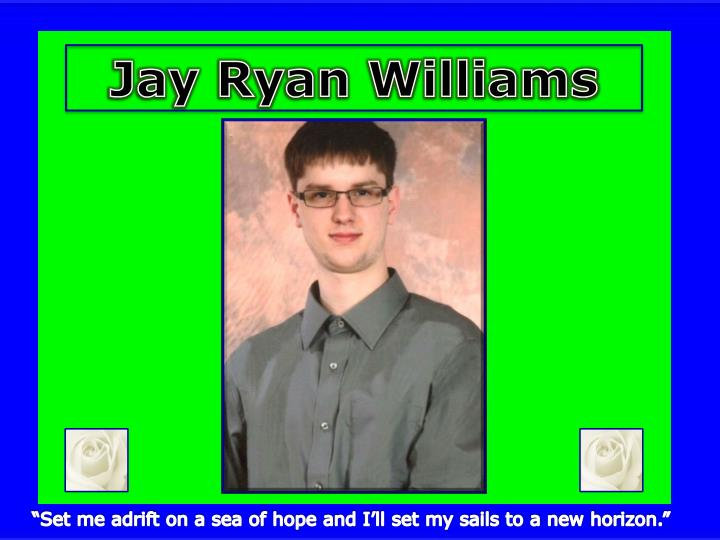 Jay Ryan Williams