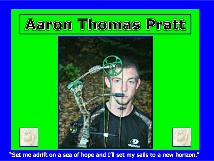 Aaron Thomas Pratt