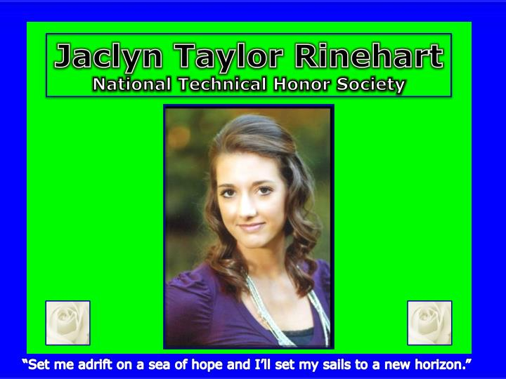 Jaclyn Taylor Rinehart