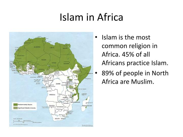 pakistan relationship with other muslim countries in africa