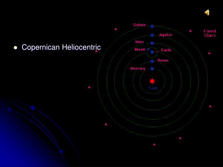 Copernican Heliocentric