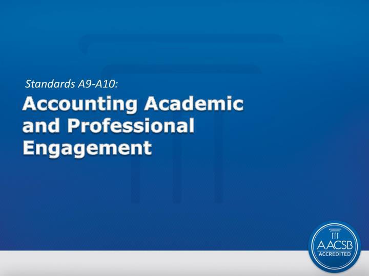 Accounting Academic