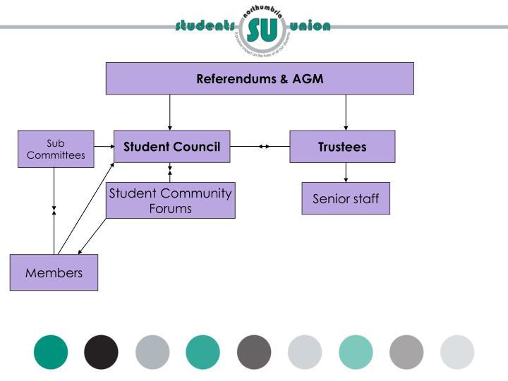 Referendums & AGM