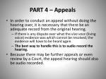 part 4 appeals1