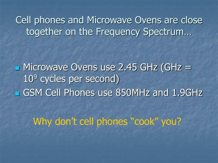 the positive and negative sides of the invention of the microwave oven Why does a microwave heat food unevenly  the microwaves that are used in a microwave oven to heat  which causes the negative and positive ends of the molecule.