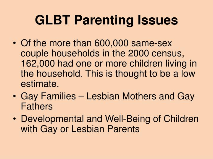 GLBT Parenting Issues