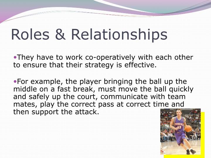 Roles & Relationships