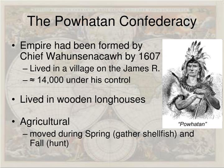 """""""Powhatan"""""""