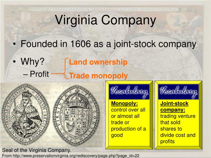 Joint-stock company: