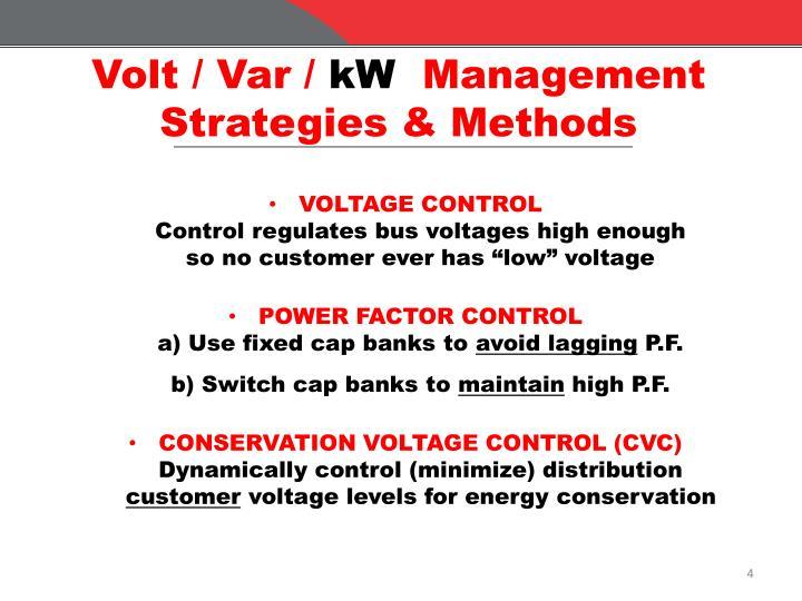 Volt / Var /