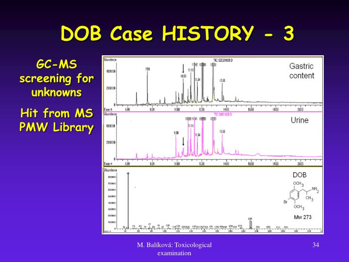 DOB Case HISTORY - 3