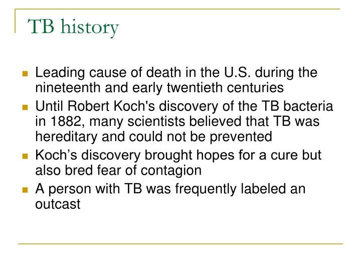 TB history