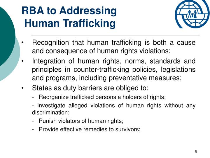 RBA to Addressing