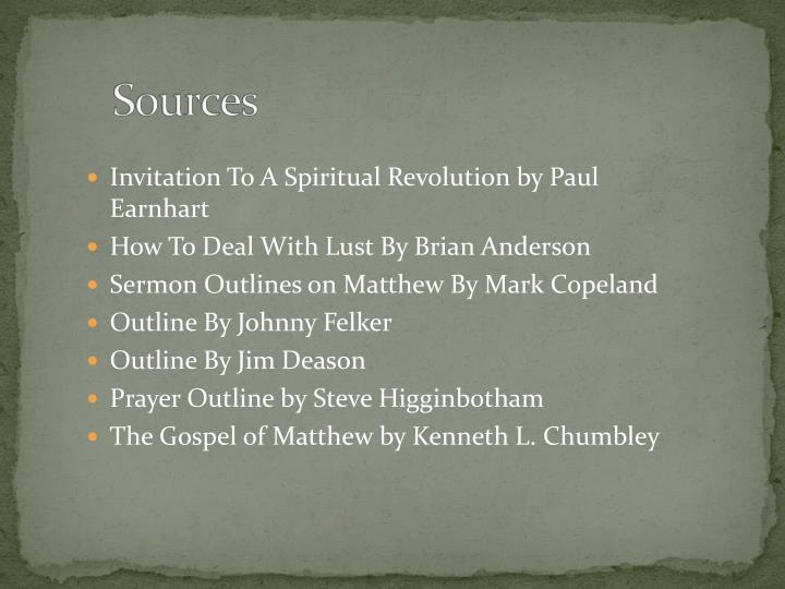 Invitation To A Spiritual Revolution by Paul Earnhart