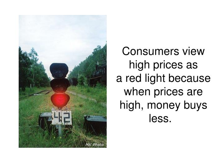 Consumers view