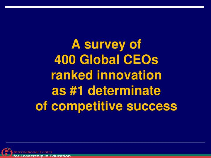 A survey of