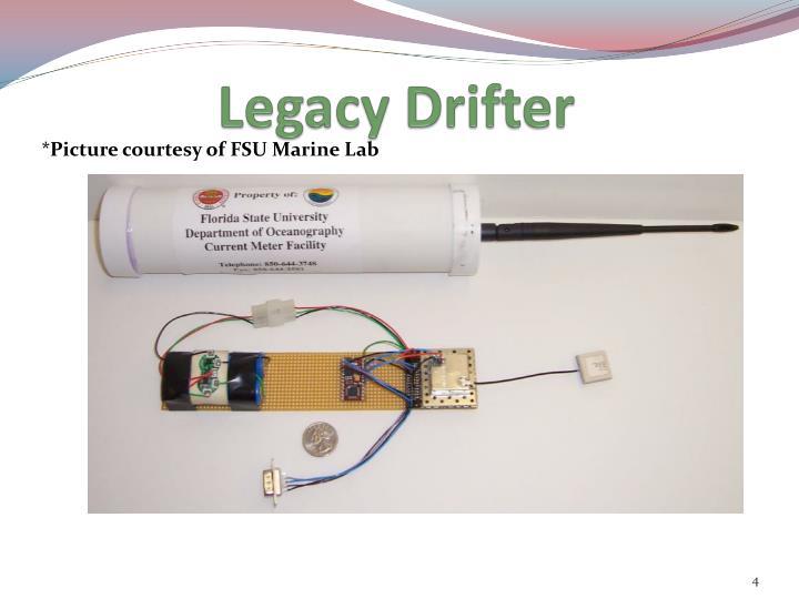 Legacy Drifter