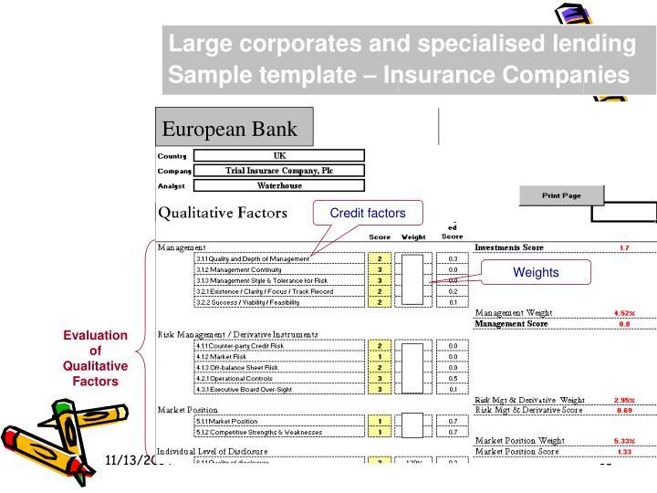 European Bank