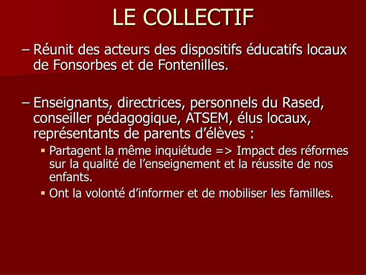 LE COLLECTIF
